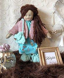 Bábiky - Bábika Klotylda - 10465079_