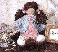 Bábiky - Bábika Izabela - 10465181_
