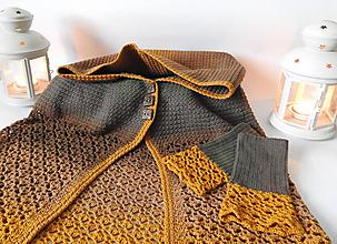 Iné oblečenie - Jesenný pláštik neviditeľnosti - 10464833_