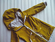 Detské oblečenie - Detská jarná bunda - 10464468_