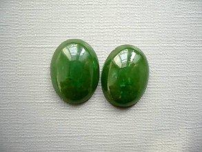 Minerály - Kabošon - jadeit 16 mm - 10467875_