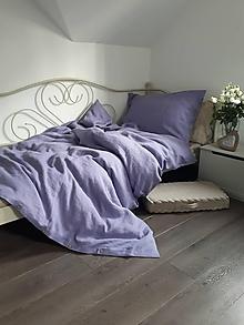 Úžitkový textil - Ľanové posteľné obliečky Simply Fresh - 10467570_