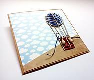 Papiernictvo - Pohľadnica ... Ideme na výlet - 10470714_