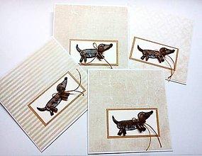 Papiernictvo - Pohľadnica ... hľadám svojho pána / paničku - 10470650_