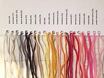 Čiapky - Letný klobúk-100% bavlna-pink - 10469146_