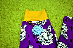 Nohavice - Legíny TIGER - 10470916_