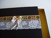 Krabičky - albumová krabica - 10468569_