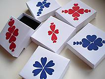 Krabičky - šperková krabička folk - 10469956_