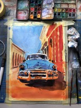 Modry Chevrolet v Trinidade