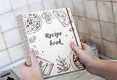 Papiernictvo - Drevený zápisník