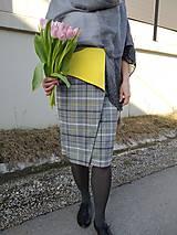 Sukne - Sukňa YELLOW CHARM - 10468776_