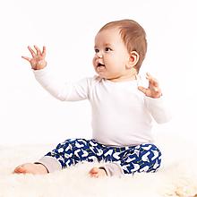 Detské oblečenie - Body z bio bavlny - 10470500_