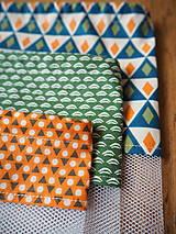 Úžitkový textil - Sada vreciek na potraviny - 10470495_