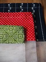 Úžitkový textil - Sada vreciek na potraviny - 10470507_