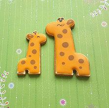 Pomôcky - Vykrajovačky sada Žirafa - 10468847_