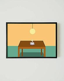 Grafika - Kafé - 10469232_