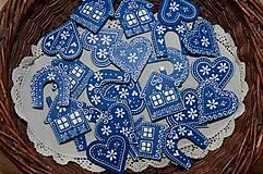 Magnetky - Modré magnetky - 10475128_