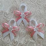 Pierka - Pierka pre svadobných hostí v púdrovej - 10475063_