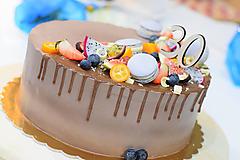 Zápich na tortu číslo 30