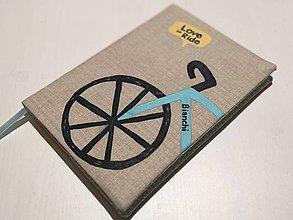 Iné - Zápisník pre cyklistu - 10474266_