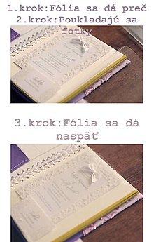 Papiernictvo - Fotoalbum  (samolepiaci 140 strán A4 (strany sa dajú dopĺňať)) - 10473026_