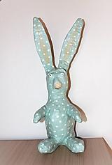 Dekorácie - veľkonočný zajac - 10472285_