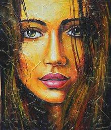 Obrazy - LA FEMME FATALE - 10475021_