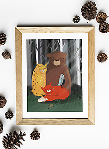 Kresby - Zvieratká - 10473670_