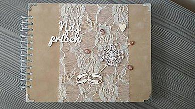 Knihy - Svadobná kniha hostí - 10474739_