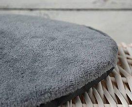 Pre zvieratká - (Náhradný) vankúšik šedý - 10475038_