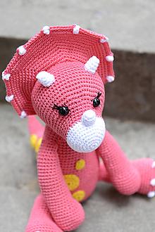 Hračky - Ružová Dina - 10471902_