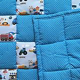 Textil - Váľacia deka 80x80cm - 10471916_