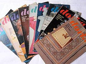 Návody a literatúra - Dorka 1989 - 10477236_