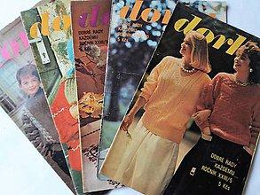 Návody a literatúra - Dorka 1988 - 10477371_