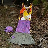 Šaty - Húsenica pestrá - 10477115_