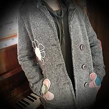 """Kabáty - Kabátik """"volanie jari"""" - 10478405_"""