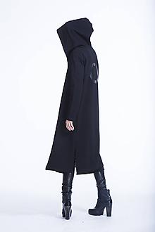 Mikiny - FNDLK dlouha mikina na zip s kapucí 365 RVHzr - 10476205_