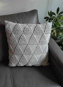 Úžitkový textil - Vankúš 3 - 10477992_