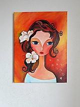 Obrazy - Obraz: Bella, akryl, 30 x 40 cm - 10476012_