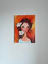Obrazy - Obraz: Bella, akryl, 30 x 40 cm - 10476013_