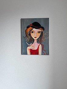 Obrazy - Obraz: Laura, 30 x 40 cm  - 10475924_