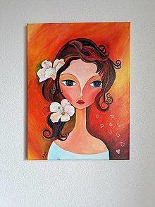 Obrazy - Obraz, Bela, 30 x 40 cm - 10476012_