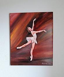 Obrazy - Obraz Baletka Lenka - 10476670_