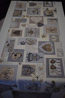 Úžitkový textil - STŘEDOVÝ BĚHOUN - 10477546_