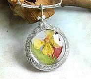 Náhrdelníky - Květy ze zahrady - 10475937_