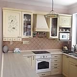 Nábytok - Ručne maľované nábytkové dvierka do Vašej kuchyne, kúpeľne alebo detskej izby - 10475606_