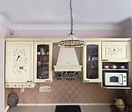 Nábytok - Ručne maľované nábytkové dvierka do Vašej kuchyne, kúpeľne alebo detskej izby - 10475607_