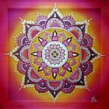 Mandala...Vášnivý bozk