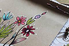 Kresby - Knižný príbeh jari - 10478677_