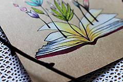Kresby - Knižný príbeh jari - 10478678_